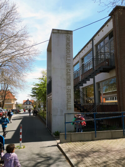 GS Am Castrum, Gehrden // Foto: E. Kiene-Stengel