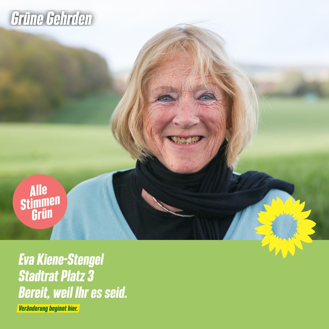 4 Fragen an: Eva Kiene-Stengel – Stadtrat