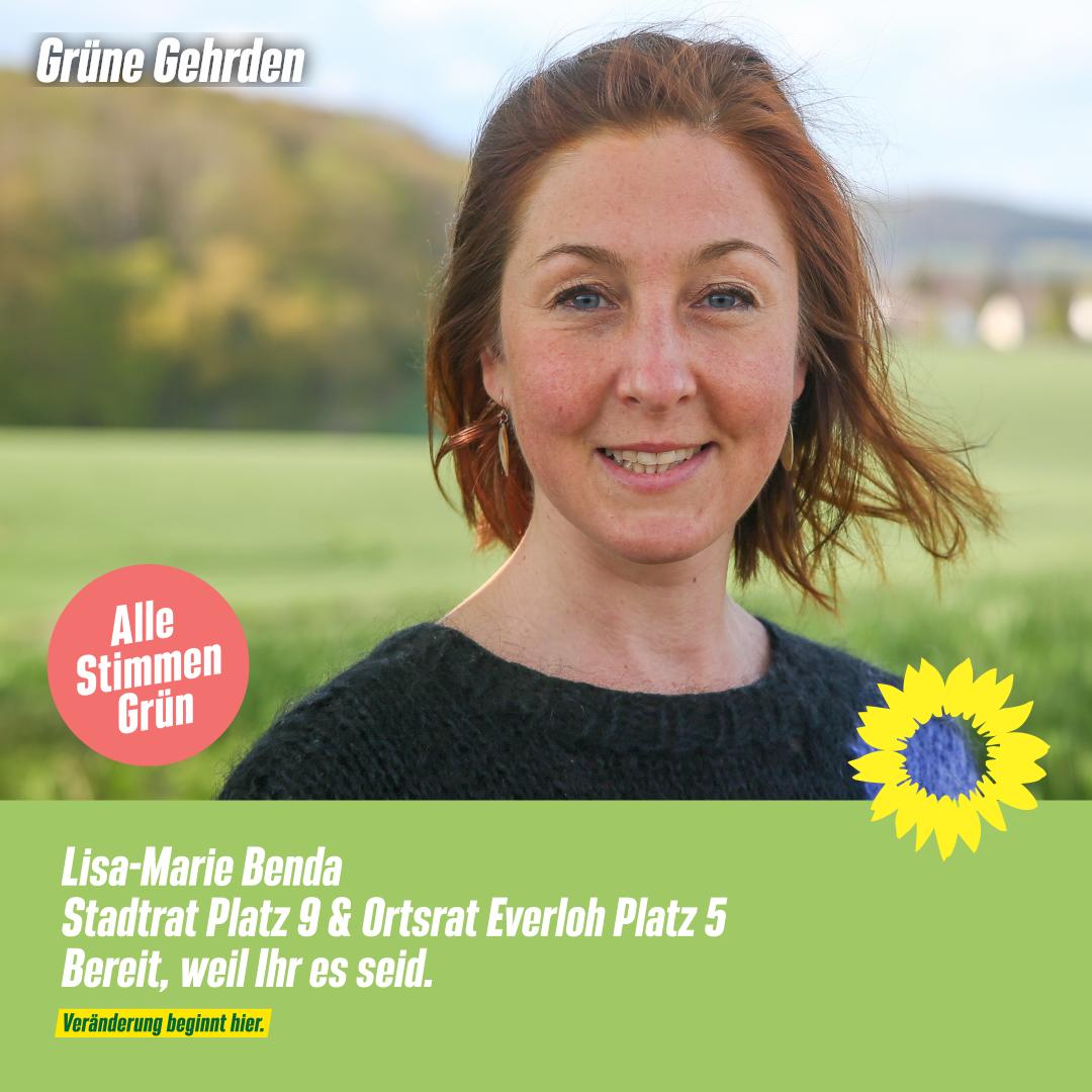 4 Fragen an: Lisa-Marie Benda – Stadtrat  –  Ortsrat Everloh